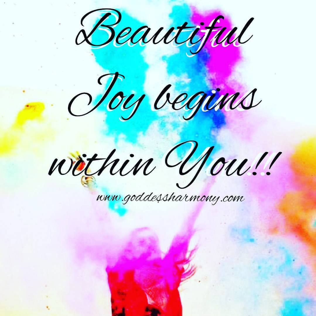 Beautiful Joy Begins in you