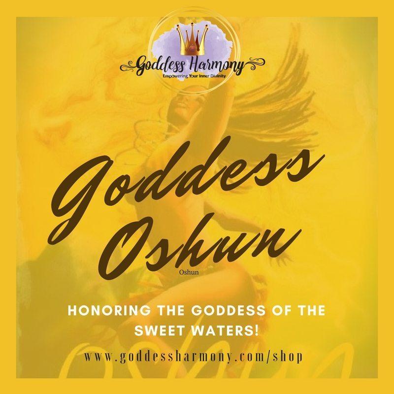 Goddess Oshun Ceremony