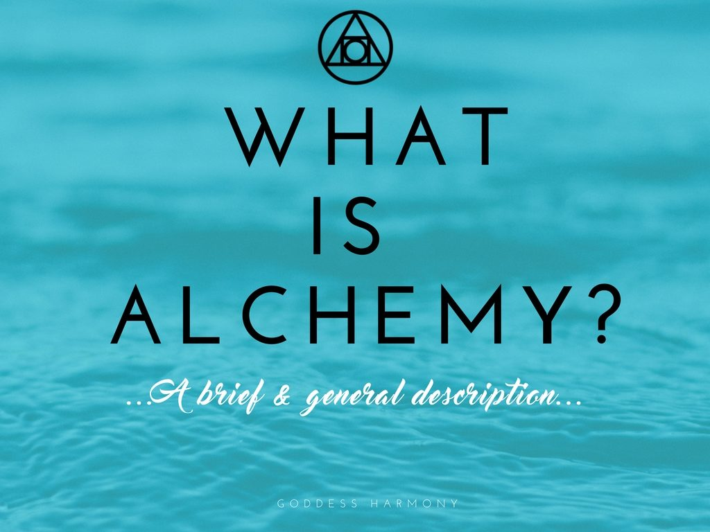 What is Alchemy