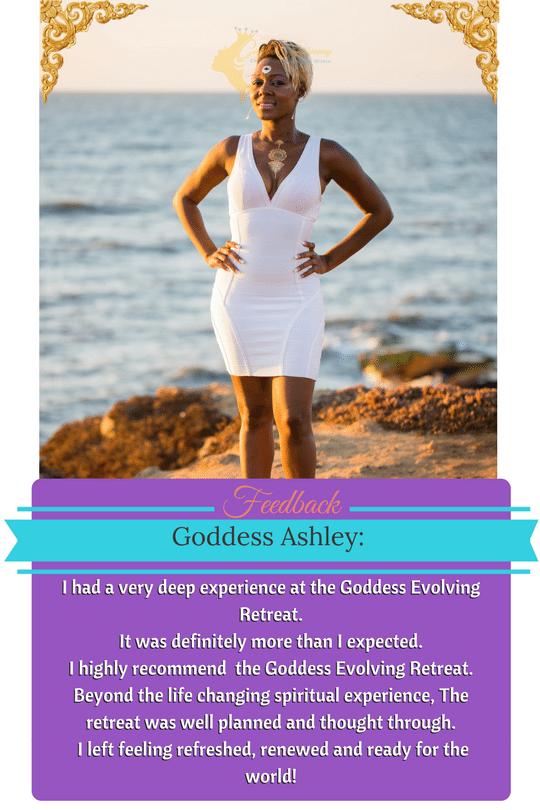 Goddess Evolving Ashley