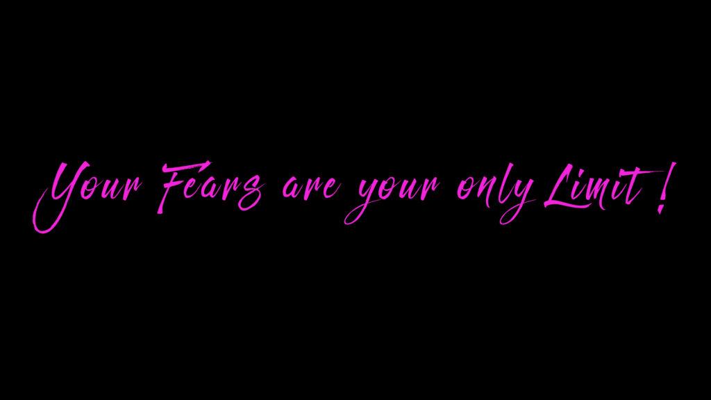 Fear sales page blk fears limit