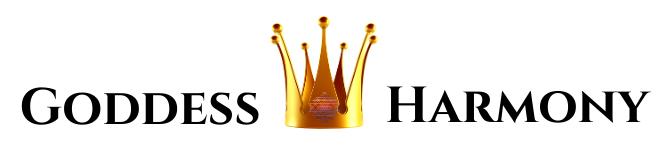 GoddessHarmony Blog Brand