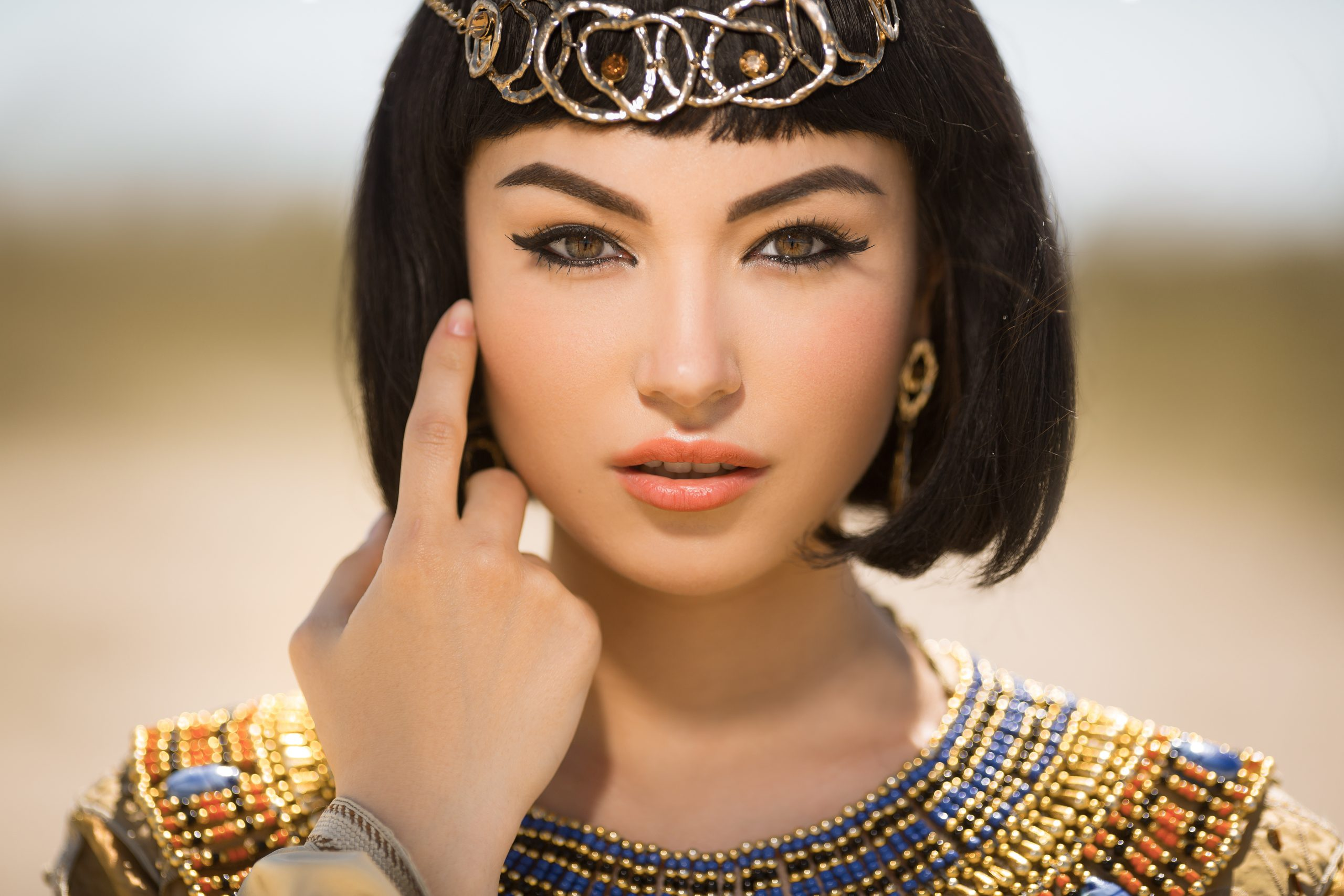 goddess harmony egyptian goddess scaled