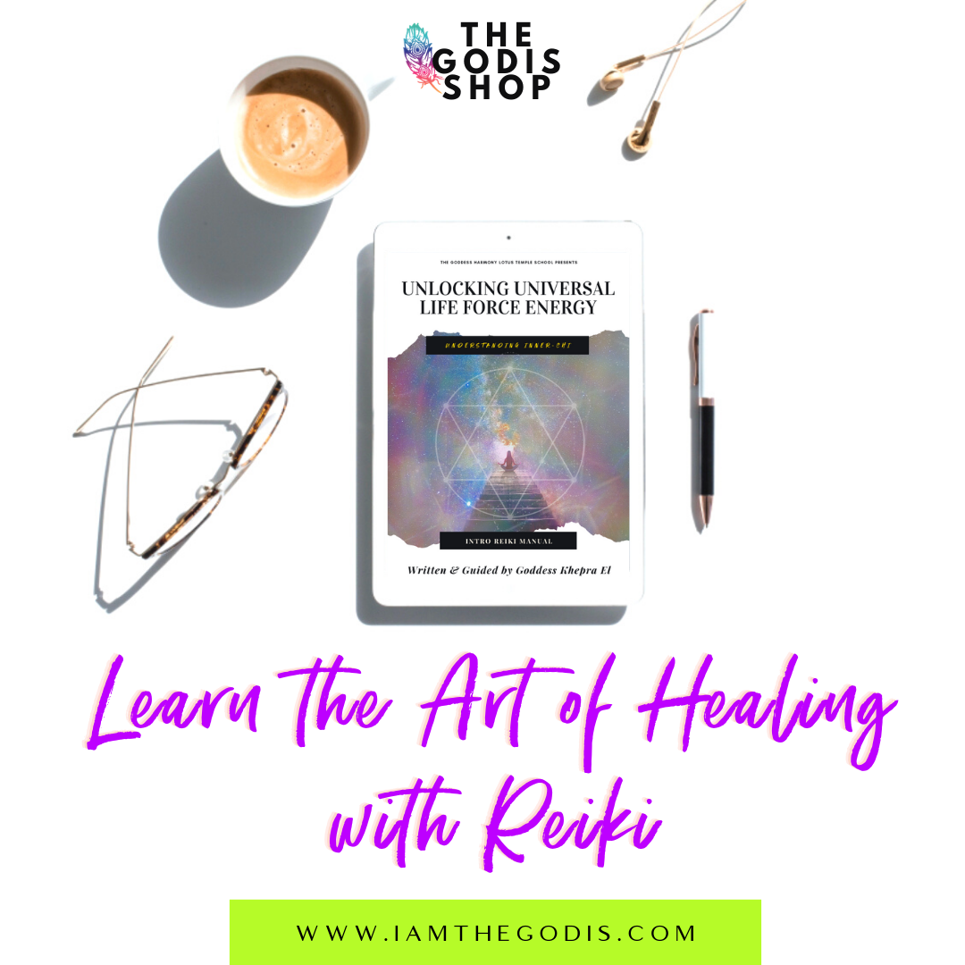 Learn the Art of Healing with Reiki